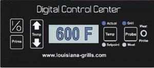 Lousiana Grills Controller