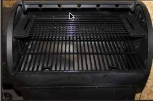 Lousiana Grills Rack Space