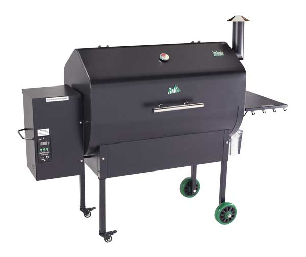 Green Mountain Grills Jim Bowie Pellet Grill Review