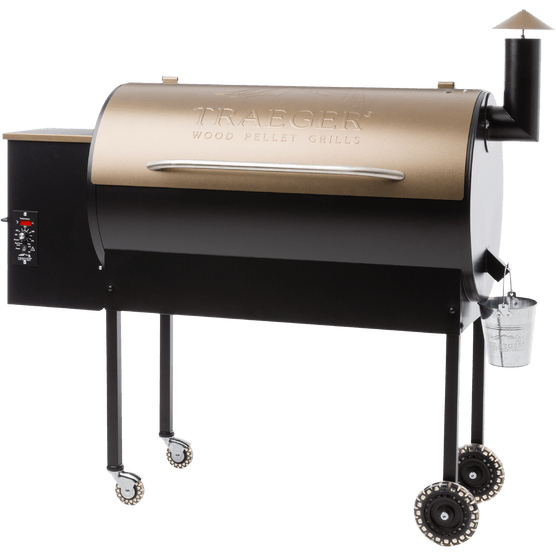 Traeger Texas Elite (BBQ0750) Pellet Grill Review