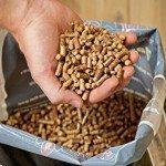 Cherry Wood Pellet Guide