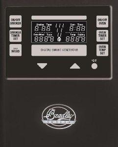 Bradley Electric Smoker Controls