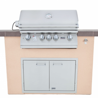 Lion L75000 Outdoor Kitchen Kit