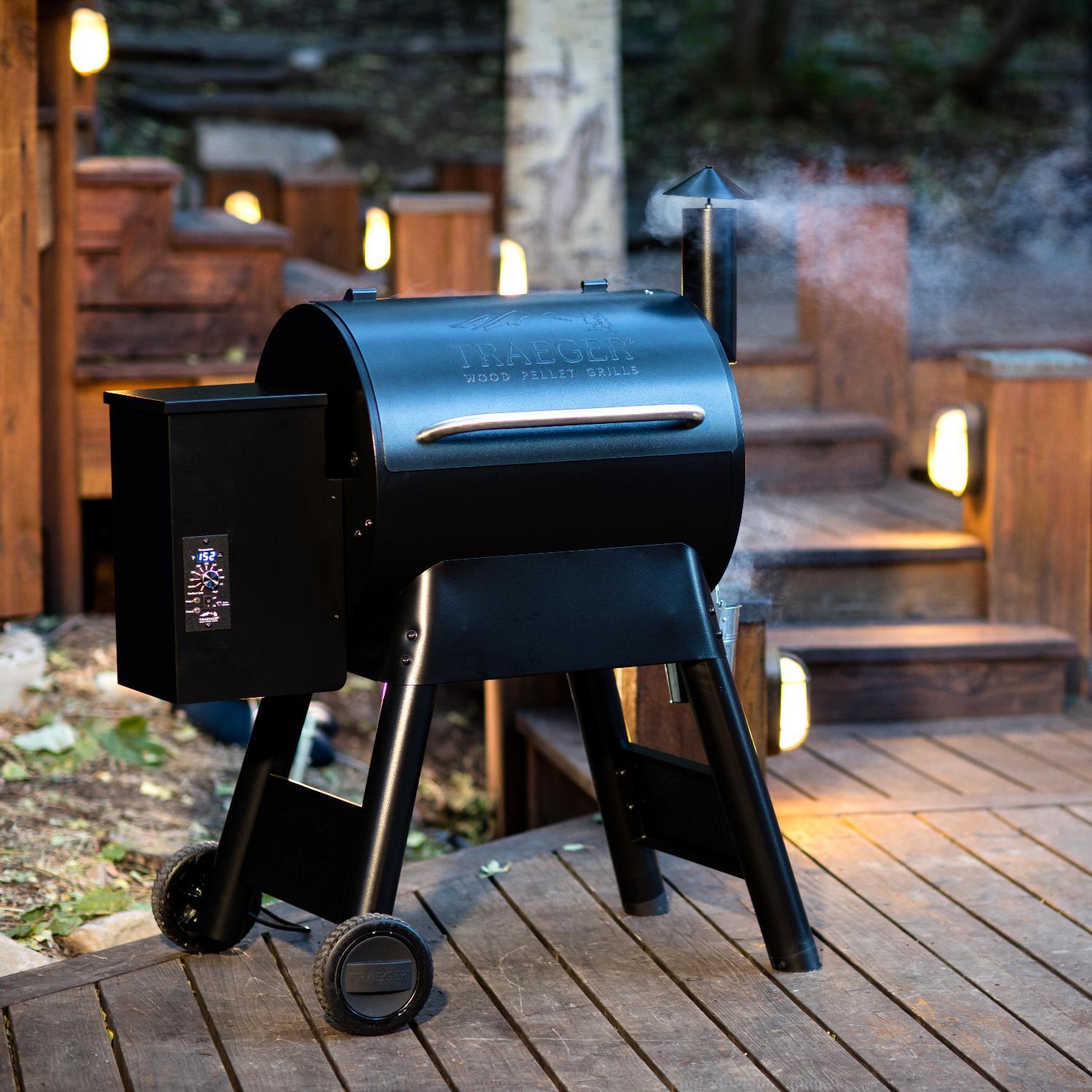 Traeger Pro 22 Pellet Grill Review