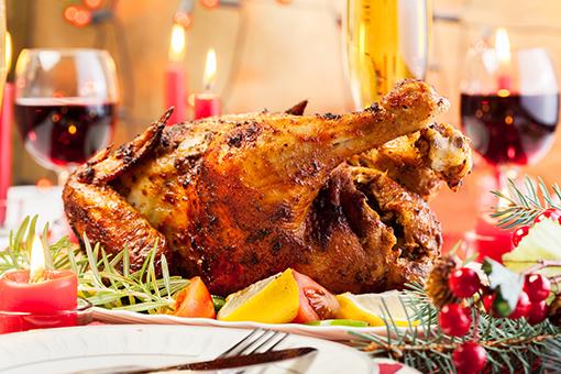 Pellet Grill Smoked Turkey