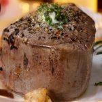 Pellet Grill Filet Mignon