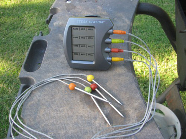 steak station 1 Review:Steak Station Digital Meat Thermometer