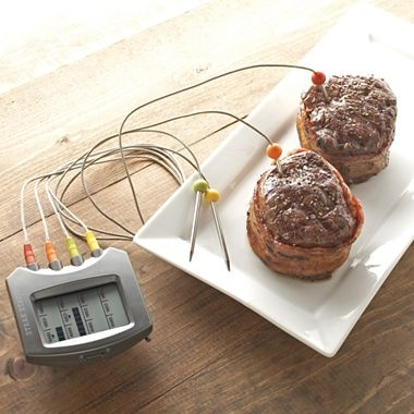Steak Station™ Digital Meat Thermometer - jcpenney