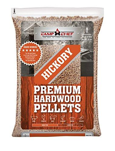Camp Chef Hickory Wood Pellets 20lb Bag
