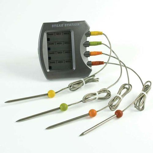 Charcoal Companion Steak Station Digital Meat Thermometer—Buy Now!