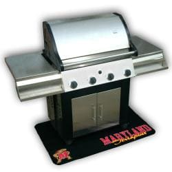 Mr. BBQ Maryland Terrapins Vinyl Grill Mat