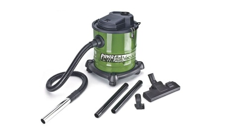 Electric Vacuum Cleaner Ash Pellet Stove Fireplace 3 Gallon 10 Amp