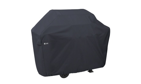 Classic Accessories BBQ Grill Cover, Black