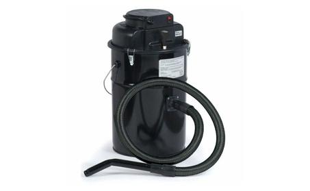 Dustless Technologies MU405-B Cougar Ash Vacuum in Black