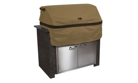 Hickory Heavy-duty Patio Built In BBQ Grill Top Cover-Small