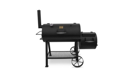 Oklahoma Joe's Highland Offset Charcoal Smoker and Grill