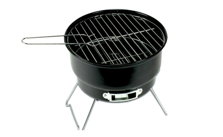 For Outdoor Picnic Cooking Home Garden Poratble Barbecue Grill Combo