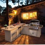 Outdoor Kitchen Kits – Save Time and Money