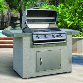 Cal Flame LBK 601 Outdoor Kitchen Kit