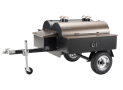 Traeger COM190 Double Commercial Trailer Wood Pellet Grill Review