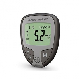 Bayer Contour Next EZ Blood Glucose Meter