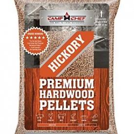 Camp Chef Hickory Wood Pellets 20lb Bag