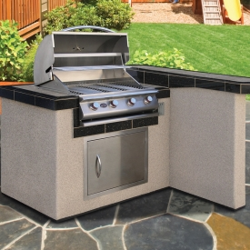 Cal Flame LBK 401 Outdoor Kitchen Kit