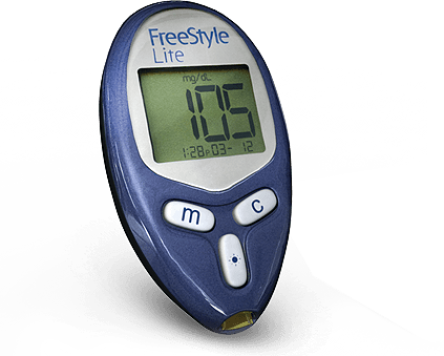 FreeStyle Lite Blood Glucose