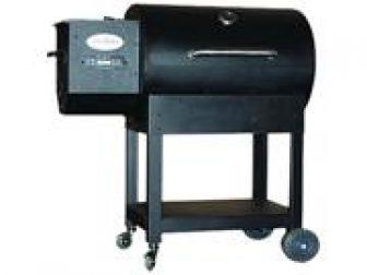 Louisiana Grills 60700-LG700 Black LG 700 707 Sq In Pellet Grill