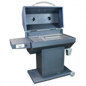 PG36 600 sq. in. Smoker Pellet Grill with Searing Grate Automatic Lighting...