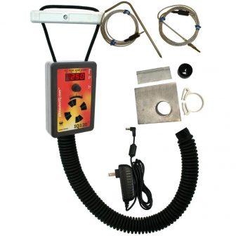 Pitmaster IQ PitmasterIQ IQ120 Digital BBQ Temperature Regulator Kit