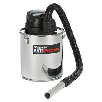 ShopVac Ash Vacuum, Silver