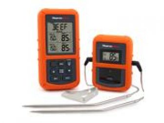 ThermoPro TP20 Wireless Remote Digital Cooking Food Meat Thermometer with Dual Probe...
