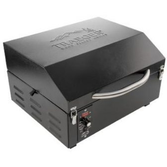 Traeger PTG+ Portable Tabletop Pellet Grill - TFT17LLA