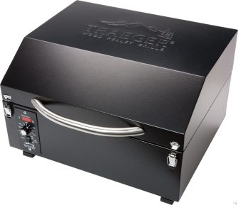 Traeger Town and Traveler Series TFT17LLA 20 Inch Portable Wood Pellet Grill...